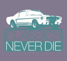 Classics Never Die Kids Tee