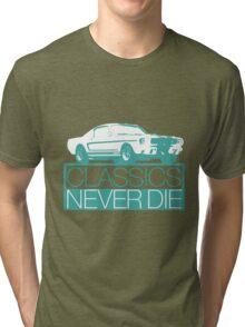 Classics Never Die Tri-blend T-Shirt