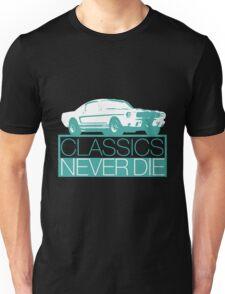 Classics Never Die Unisex T-Shirt