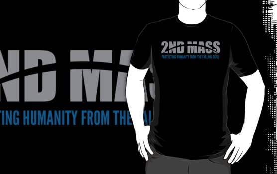 2nd Mass by waywardtees