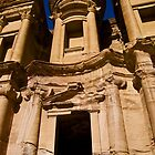 Ad-Deir (Monastery), Petra by eddiechui