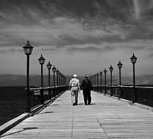 On the jetty by eddiechui