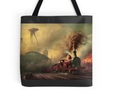 The fall of London Tote Bag
