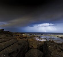 Shining Storm by Mark  Lucey