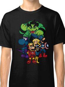 Mushroom A Classic T-Shirt