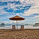 Manuel Antonio Public Beach, Costa Rica by Wanda Dumas