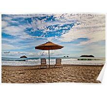 Manuel Antonio Public Beach, Costa Rica Poster