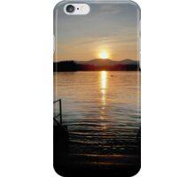 The Lake Beckons, My Friend iPhone Case/Skin