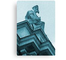 London is never boring Canvas Print