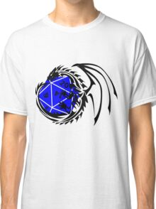 Dungeons and Dragons - Black and Blue! Classic T-Shirt