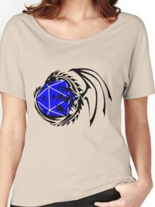 Dungeons and Dragons - Black and Blue! Women's Relaxed Fit T-Shirt