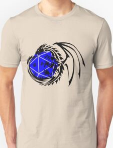 Dungeons and Dragons - Black and Blue! T-Shirt
