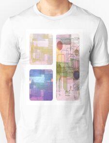 A Circle Amongst Squares T-Shirt