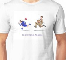 Do Try to Keep Up Unisex T-Shirt