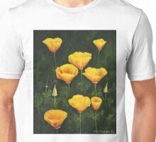 California Poppy Unisex T-Shirt