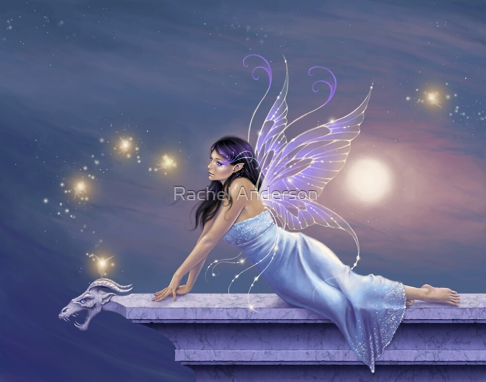 Twilight Shimmer Fairy by Rachel Anderson