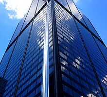 Willis Tower - Chicago, USA by William Dyckman