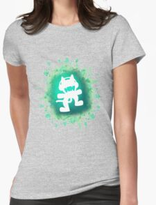 Monstercat Womens Fitted T-Shirt