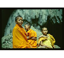 Novices Photographic Print