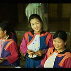 Lisu Women  by Rob Steer