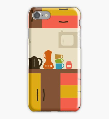 Kitchen iPhone Case/Skin