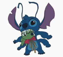 Stitch NO! by TinySkye