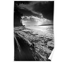 Along the shore at Bagnalls 5 Poster