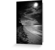 Along the shore at Bagnalls 6 Greeting Card