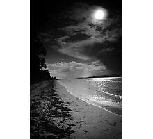 Along the shore at Bagnalls 6 Photographic Print
