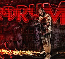 rEDrUM pOSTER by mINDkEY