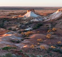 Sunset at The Breakaways. by Robin Young