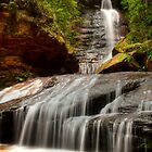 Empress Falls - NSW Australia by Brad Woodman