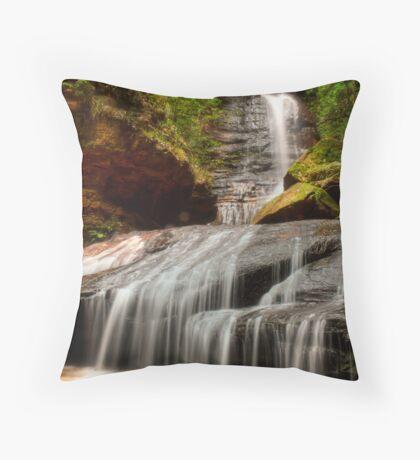 Empress Falls - NSW Australia Throw Pillow