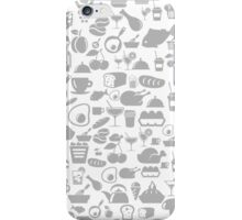 Meal a background5 iPhone Case/Skin