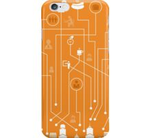 Meal a city iPhone Case/Skin