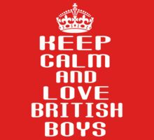 keep calm and love one direction  by bulingean