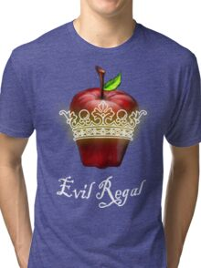 Evil Regal OUAT Tee Tri-blend T-Shirt