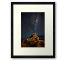 Beneath The Stars Framed Print