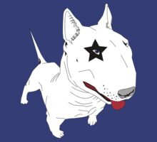 are you searching a bull terrier star? by 2piu2design