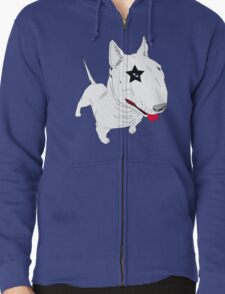 are you searching a bull terrier star? T-Shirt