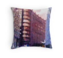 I remember when I worked here Throw Pillow