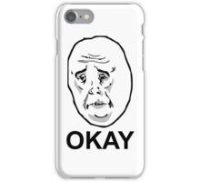Okay Guy iPhone Case/Skin