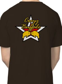 Street Fighter IV Boxer - Crazy Buffalo Classic T-Shirt