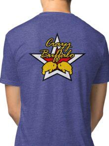 Street Fighter IV Boxer - Crazy Buffalo Tri-blend T-Shirt