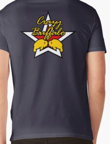 Street Fighter IV Boxer - Crazy Buffalo Mens V-Neck T-Shirt