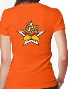 Street Fighter IV Boxer - Crazy Buffalo Womens Fitted T-Shirt