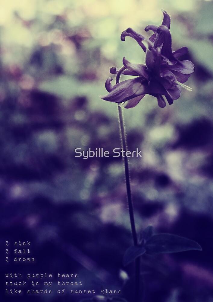 this sinking feeling (illustration) by Sybille Sterk