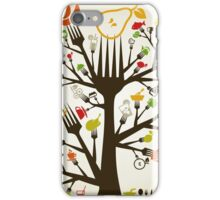 Plug with meal2 iPhone Case/Skin
