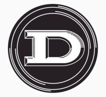 """Datsun letter """"D"""" round emblem by Robin Lund"""