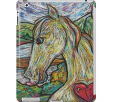 Hearty Horse iPad Case/Skin
